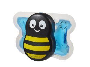 včelka buzzy pro zmírnění bolesti a strachu z odběrů a očkování